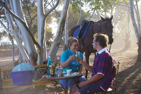 Horse Ride and Picnic, Perth