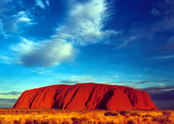 Ayers Rock Yurala Central Australia